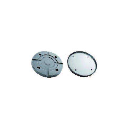 IME d=155mm gumitányér teljes fém tányérral